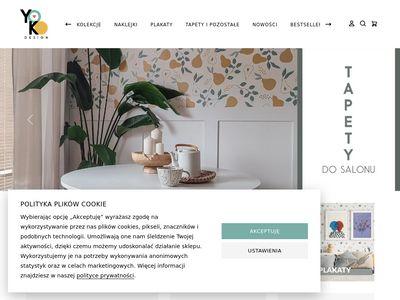 Yokodesign.pl dekoracje ścienne