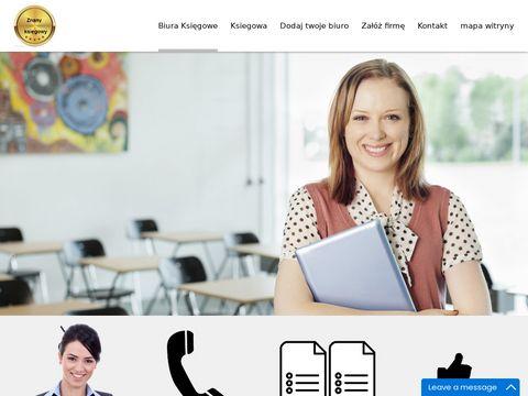 Znany-ksiegowy.pl biuro rachunkowe
