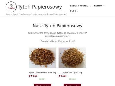Tytonpapierosowy.pl