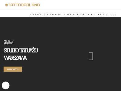 Tattoopoland.com - studio tatuażu Warszawa