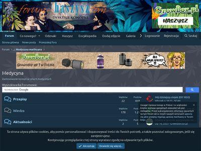Kwiatkonopi.com.pl sklep konopny online