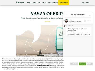 Kitesurf.pl kitesurfing Chałupy