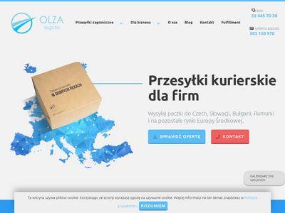 Olzalogistic.com - tanie przesyłki międzynarodowe