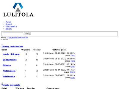 LuliTola pościel kocyki i artykuły dziecięce