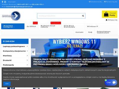 Laptopypoznan.pl
