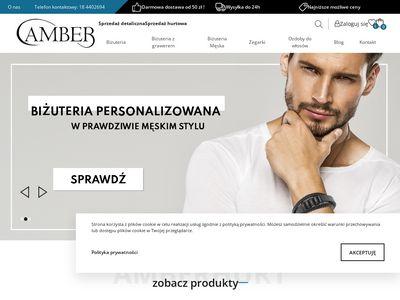 Amber - biżuteria