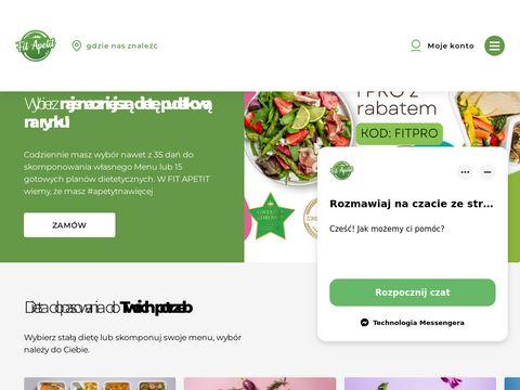 Fitapetit.com.pl - tani catering Kraków