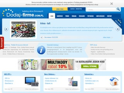Dodaj-firme.com.pl katalog