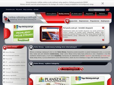 Extra-strony.com.pl dodaj stronę