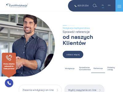 Eurowindykacja.pl skuteczna