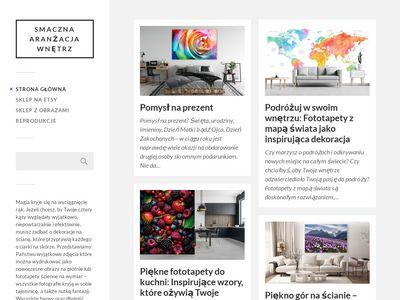 Smaczneobrazy.pl - fototapety na ścianę