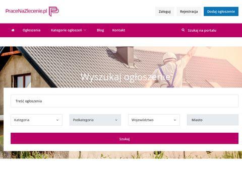 Pracenazlecenie.pl - darmowe ogłoszenia
