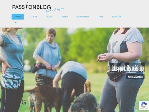 Passionblog.com.pl - szkolenie psów Katowice