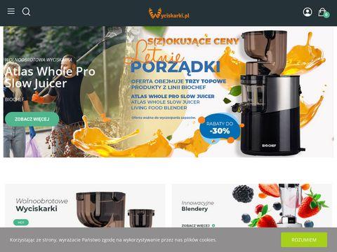 Wyciskarki.pl do soków