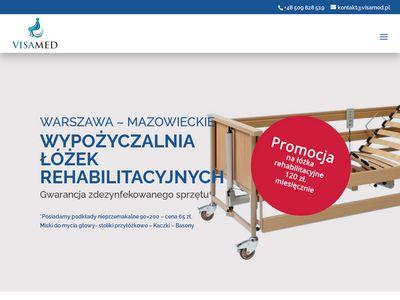 Visamed.pl - sklep ortopedyczny Warszawa