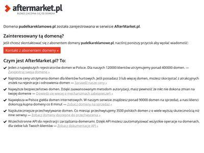 Pudelkareklamowe.pl z okienkiem
