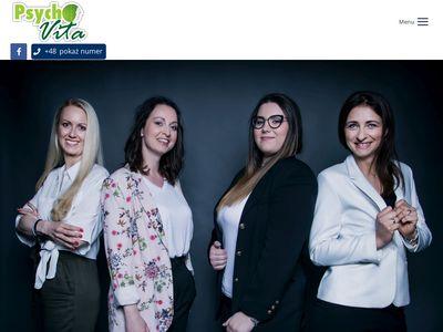 Psychovita.pl pracownia psychologiczna medycyny pracy