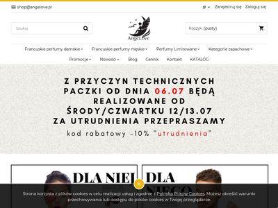 Perfumeriasensi.pl - lane perfumy