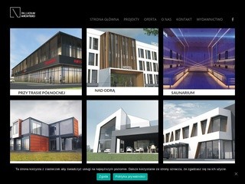 Palladium - biuro projektowe Poznań