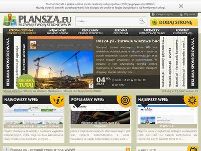 Plansza.eu reklama dla strony
