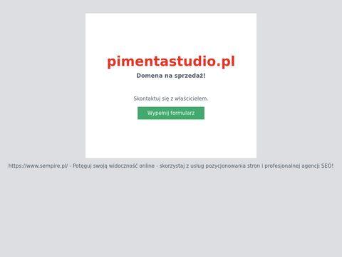 Pimenta Studio - zdjęcia reklamowe