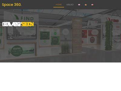 Space 360 - showroom online, wirtualne strony