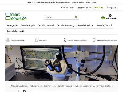 Smartserwis24.pl - wyświetlacze do telefonu