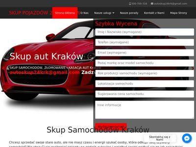 Skupsamochodowkrakow24.pl