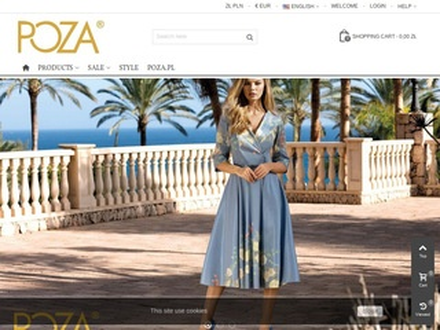 Sklep.poza.pl - sukienki wizytowe