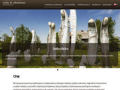 Rzezba.com.pl pomniki z brązu, tablice pamiątkowe