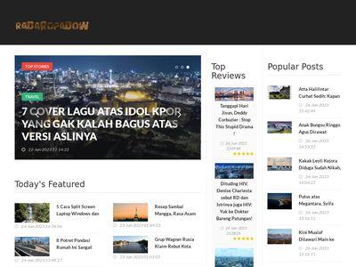RadaryOpadow.live - gdzie jest deszcz