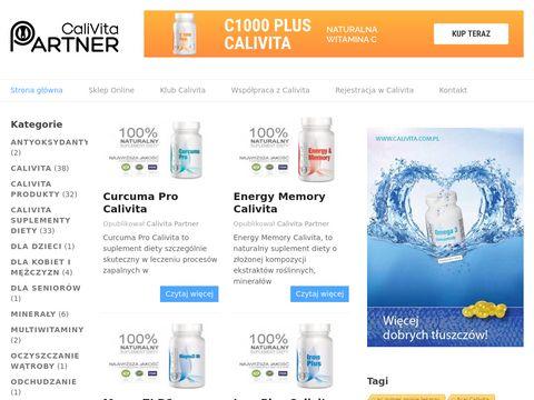 Mycali.pl - liver aid calivita