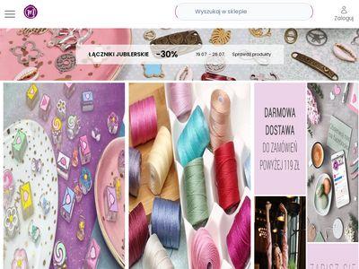 Manzuko.com - koraliki i półfabrykaty do biżuterii