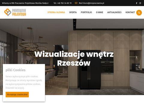 MN Pracownia - projektant wnętrz Rzeszów