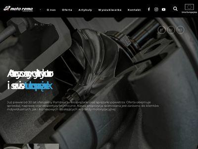 Motoremo.pl - naprawa sprężarek