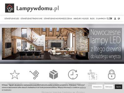 Lampywdomu.pl - designerskie