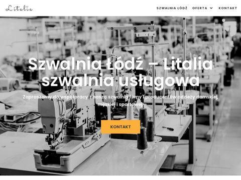 Litalia.pl - szwalnia odzieży