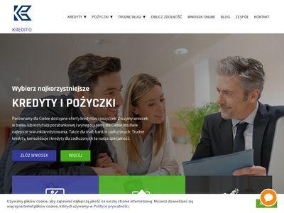 Kredito.com.pl - konsolidacja chwilówek