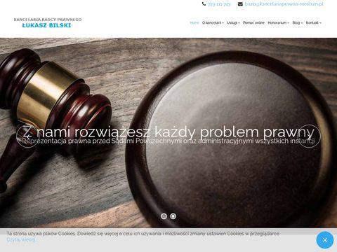 Meritum - kancelaria prawna Oleśnica