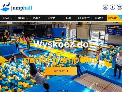 Jump Hall park rozrywki