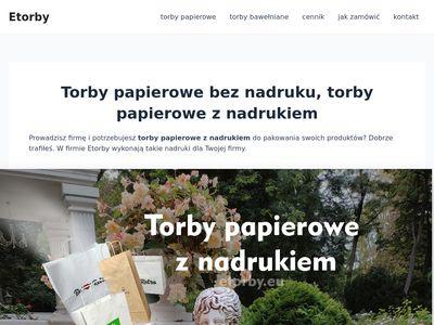 Etorby.eu bawełniane - Lublin