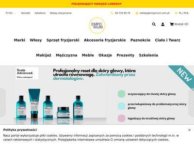 Emporium.com.pl szkolenia fryzjerskie Trójmiasto