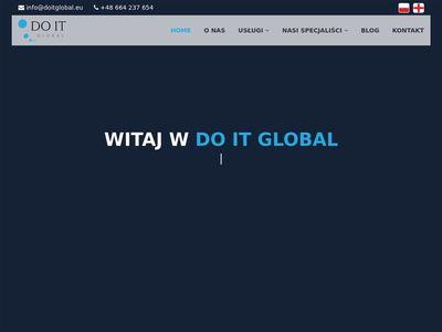 Doitglobal.eu - firma programistyczna