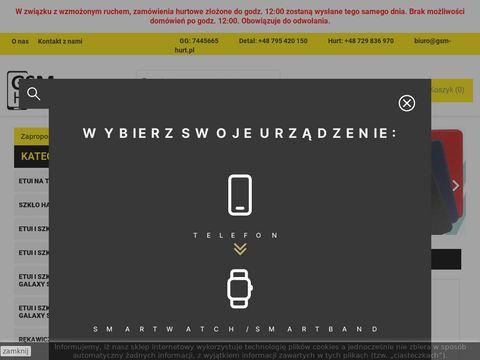 Gsm-hurt.pl - akcesoria do telefonu