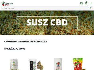 Cannabis-spot.pl - hurtownia CBD