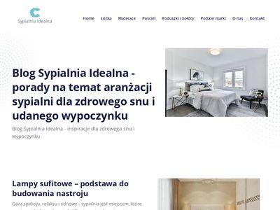 Cotti.pl - jakość snu, która uzależnia