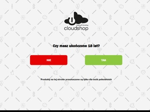 Cloudshop.pl sklep z epapierosami