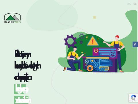 Besthillwork.eu - agencja pracy Niemcy