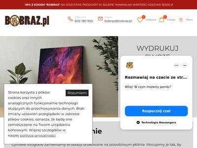 Bobraz.pl - fotoobrazy