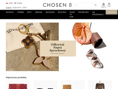 Butik sklep online chosenby.eu